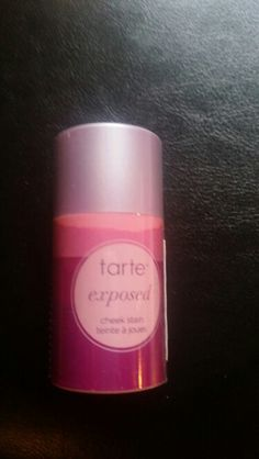 Tarte Cheek Stain in Exposed .5 oz. Retail Value $30.00 Popsugar Musthave Special Edition Summer Box 2014