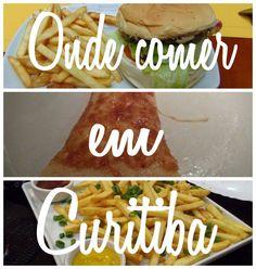 E aqui têm as nossas dicas de Onde comer em Curitiba, todos os locais em que provamos e aprovamos, confiram!