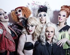 "Some of Your Fave ""RuPaul's Drag Race"" Queens Featured in the New Issue of Candy Magazine!"