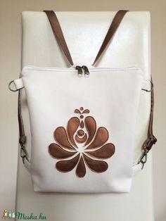 Textilbőr táska (betesh) - Meska.hu