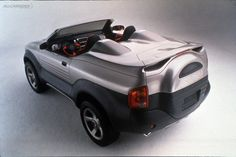 Isuzu  1999 - VX-02 Concept