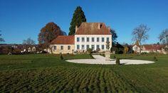 Maison de Maître fin XVIIIe avec dépendances et 1,65 ha de jardin