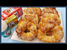 Mai Tai, Pastry And Bakery, Make It Yourself, Breakfast, Ethnic Recipes, Food, Youtube, Bread, Videos