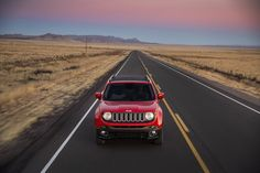 Ten Things Known About the Jeep Renegade - 6. Two different all-wheel drive systems will be available