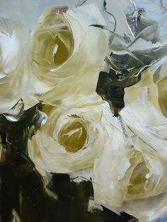 Detail - roses Nicole Pletts