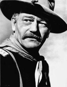 "John Wayne en ""La Legión Invencible"" (She Wore a Yellow Ribbon), 1949"