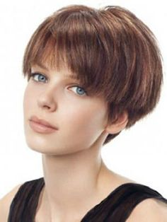 estilos y peinados de moda cortes de pelo corto para mujeres