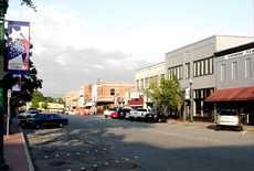 Downtown Conroe, Texas http://www.grandifloraservices.com/