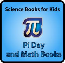 Kids tend to get excited for Pi Day, which is observed on March 14 as a nod to the fact that pi is What a great opportunity to pull out some math books for kids to share. Math Books, Science Books, Pi Day, School Events, Get Excited, Great Books, Childrens Books, Opportunity, Activities For Kids