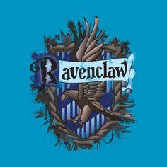 Harry Potter House Crests: Ravenclaw