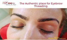 We provide holistic care, organic products and our skilled and dynamic professionals deliver quality and lasting results. We are the authentic place for eyebrow threading. Visit now : http://bloomsalonandspalv.com/or Contact us : 702 463 4411/702 688 3368