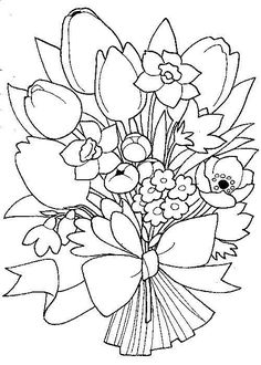 Cute Coloring Pages, Mandala Coloring Pages, Adult Coloring Pages, Coloring Sheets, Coloring Books, Fall Arts And Crafts, Bordado Floral, Floral Embroidery Patterns, Pictures To Draw