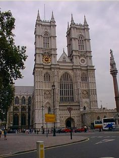 Historic Westminster Abbey