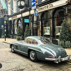Mercedes Benz #300SL ... Pic via: brgentleman (instagram) / #BruceAdams190SL #190SLRestorations #300SLRestorations