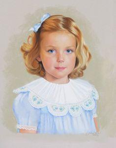 Sally Gates, Classic Pastel Portraits is one of the premier pastel portrait painters in America today. Colored Pencil Portrait, Color Pencil Art, Pastel Portraits, Watercolor Portraits, Pastel Art, Pretty Pastel, Portrait Photo, Portrait Art, Portrait Background