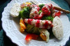 MojaKuchniaMalutka i reszta domu : Sałatka brokułowa z krabem