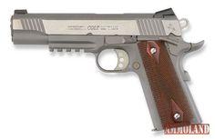 Colt Stainless Rail Gun 9mm Find our speedloader now! http://www.amazon.com/shops/raeind