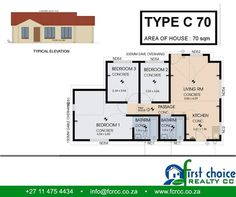 First Choice Realty CC is ready to start our new projects for We welcome your applications for homes in all of our development areas. Visit our. 3 Bedroom Plan, First Choice, Timeline Photos, Budgeting, Investing, Floor Plans, Homes, How To Plan, Website
