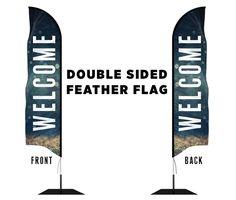30 Best Church Feather Flags Banner