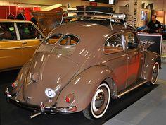 Volkswagen Pretzel Beetle 1200 (1949) | - split rear window … | Flickr