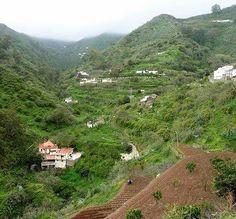 Barranco Madrelagua (valleseco)