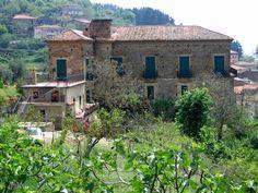 palazzo dei baroni Materazzi(Serramezzana)-Cilento italy