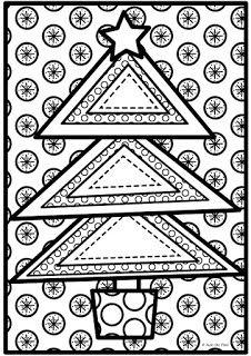 Best Ideas Christmas Tree Drawing Game Coloring Pages Christmas Tree Drawing, Christmas Tree Design, Christmas Colors, Christmas Art, Christmas Themes, Christmas Displays, Preschool Christmas, Easy Christmas Crafts, Christmas Activities