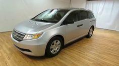 2012 Honda Odyssey LX @ CarVision.com 35369 Miles 28 MPG !!!
