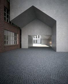 Courtesy of Aires Mateus université de Tournai