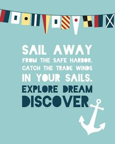 1000 Images About Nautical Quotes On Pinterest Nautical