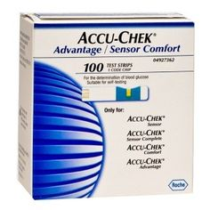 Accu Chek Active 100 Strips            Save 31% on Accu Chek Active Test Strips Box, 100 Strips Special Prices On Ayurveda Deal For Type 1 And Type 2 Diabetics