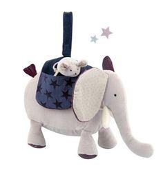 Activity elephant Boris