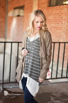 Free People Raw Femme Jacket – Shop - Simply Perfect & Threads A Boutique, Boutique Clothing, Layering, What To Wear, Free People, My Style, Jackets, Shopping, Clothes