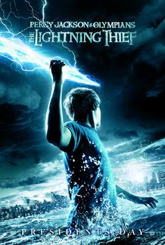 Percy Jackson & the Olympians: The Lightning Thief  was the first book in a series by Rick Riordan