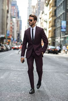 The fabric color is soooo lovely.  It's a rich, deep burgundy with grey running throughout