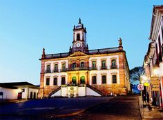 Museu da Inconfidência, Ouro Preto - Minas Gerais, Brasil