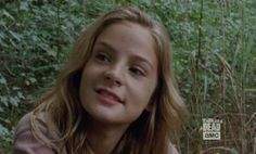 """""""They just want us to be like them..."""" Lizzie fesses up to being crazy in Season 4, Episode 14 of AMC's The Walking Dead"""