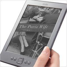 Amazon Kindle - no frills