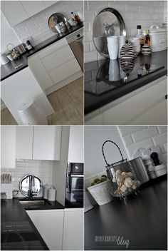 My Cats & Interior Ideas: Kitchen for a second time