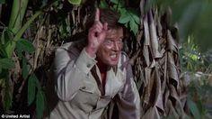 """""""O Grito do Bicho"""": Ex-007, Roger Moore se manifesta contra animais em..."""