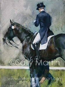 Sally Martin - Portfolio of Works: Sold Paintings Selling Paintings, Paintings I Love, Animal Paintings, Watercolor Horse, Horse Drawings, Horse Sculpture, Sports Art, Equine Art, Horse Art