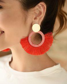 1ba2de44e696 23 mejores imágenes de Aretes   Earrings
