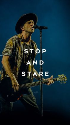 Stop and Stare Ryan Tedder, One Republic, Song Quotes, Staying Alive, Music Lyrics, Music Bands, Cool Bands, Storytelling, Musica