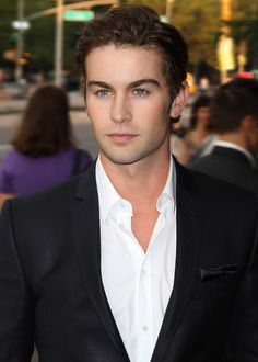 The Sleek of Chace Crawford
