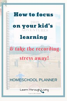 Tired of the stress of recording your kid's learning? Ready to shift your mindset and focus on the learning adventures of the year?  Are you a registered Australian homeschooler? You can use this planner to help you report to your education department, no matter which state you're in!  Beautifully crafted to help you shift your mindset. Look back at the book in years to come with nostalgia as you remember all the fun learning experiences you had with your children! #homeschoolplanner…