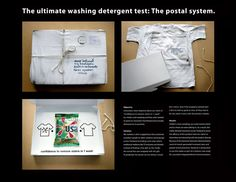 Direct mail for Unilever