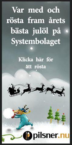 Var med och rösta fram årets bästa julöl 2016 av de som släpps på Systembolaget. Omröstningen avslutas kl 24.00 den 22 December 2016.