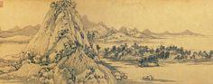 Huang Gongwang: Dwelling in the Fuchun Mountains