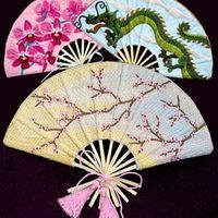 Japanese fans are beautiful creations with function. They are an ancient Japanese art. You can have fun teaching your kids how to make these Japanese fans and keep the whole family a little cooler. You can also have a lot of fun creating your very own Japanese fan by choosing the colors, patterns and designs. You can experiment with different ways...