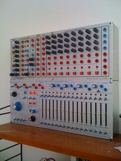 Buchla klee and best of CGS seq by jooksi, via Flickr